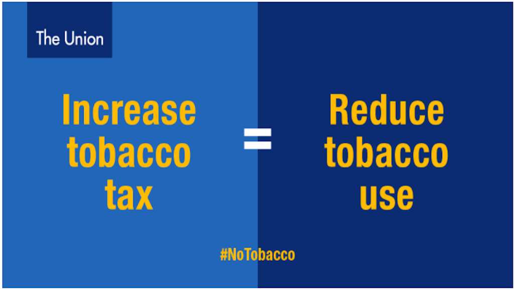 Tobacco Tax: The most effective least-used tool in public health