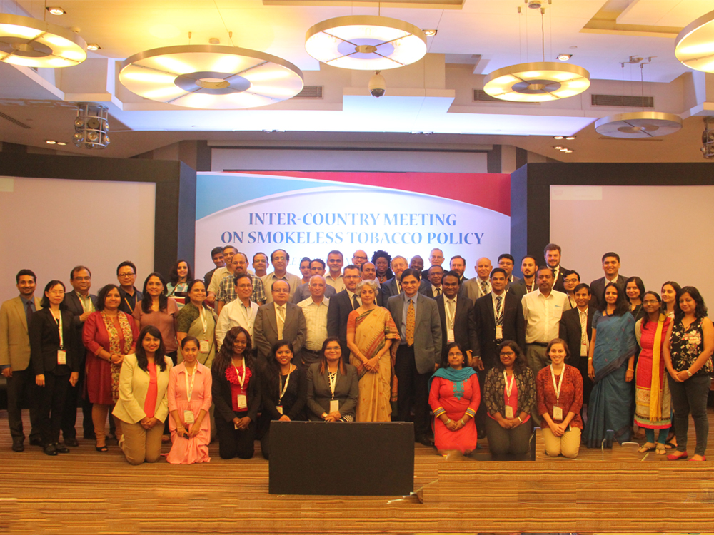 Inter-Country Meeting on Smokeless Tobacco Policy