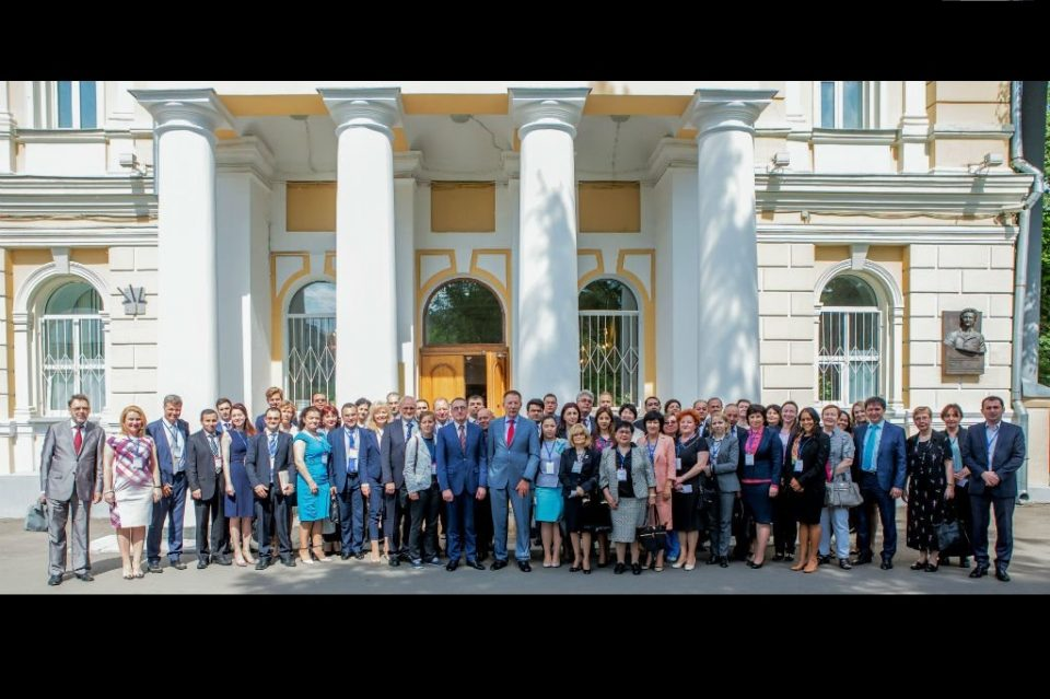 Russian Federation: Intensive legal training and capacity-building workshop for law and NCDs for NIS countries