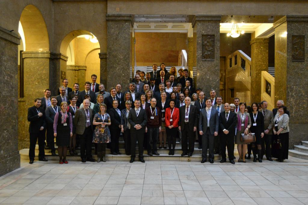 Participants at the European regional meeting on implementation of the WHO Framework Convention on Tobacco Control Budapest, Hungary, 18-21 March 2014