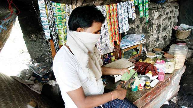 Tobacco use is taking a high toll on the health of Indians