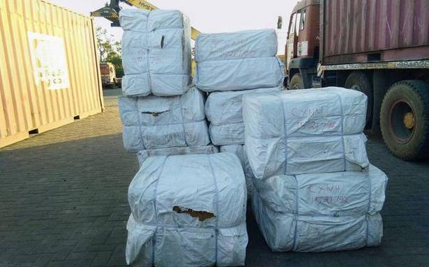 2,400 kg of gutkha seized from container terminal