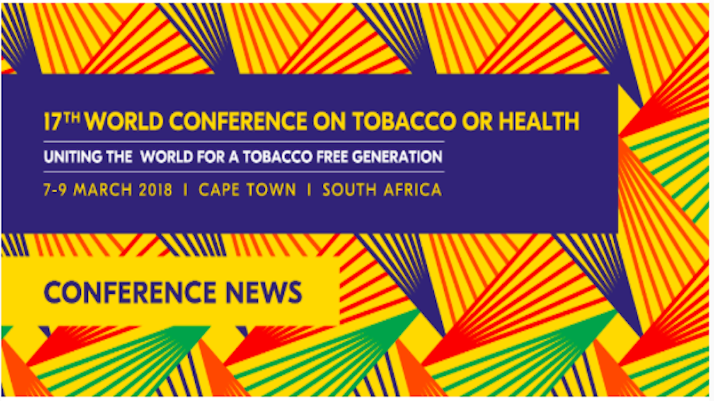 Sessions and abstract presented in 17th WCTOH at Cape Town, 7th – 9th March, 2018