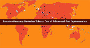 <b>Executive Summary</b>: Global Smokeless Tobacco Control Policies and their Implementation