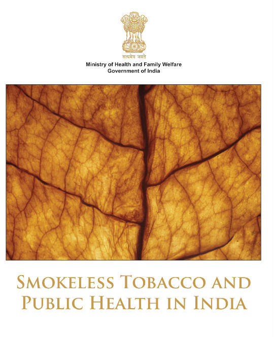 Smokeless Tobacco and Public Health in India