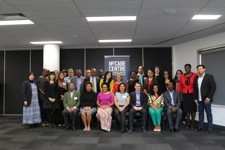 Australia: 7th Intensive Legal Training Course on Law and NCDs takes place in Melbourne