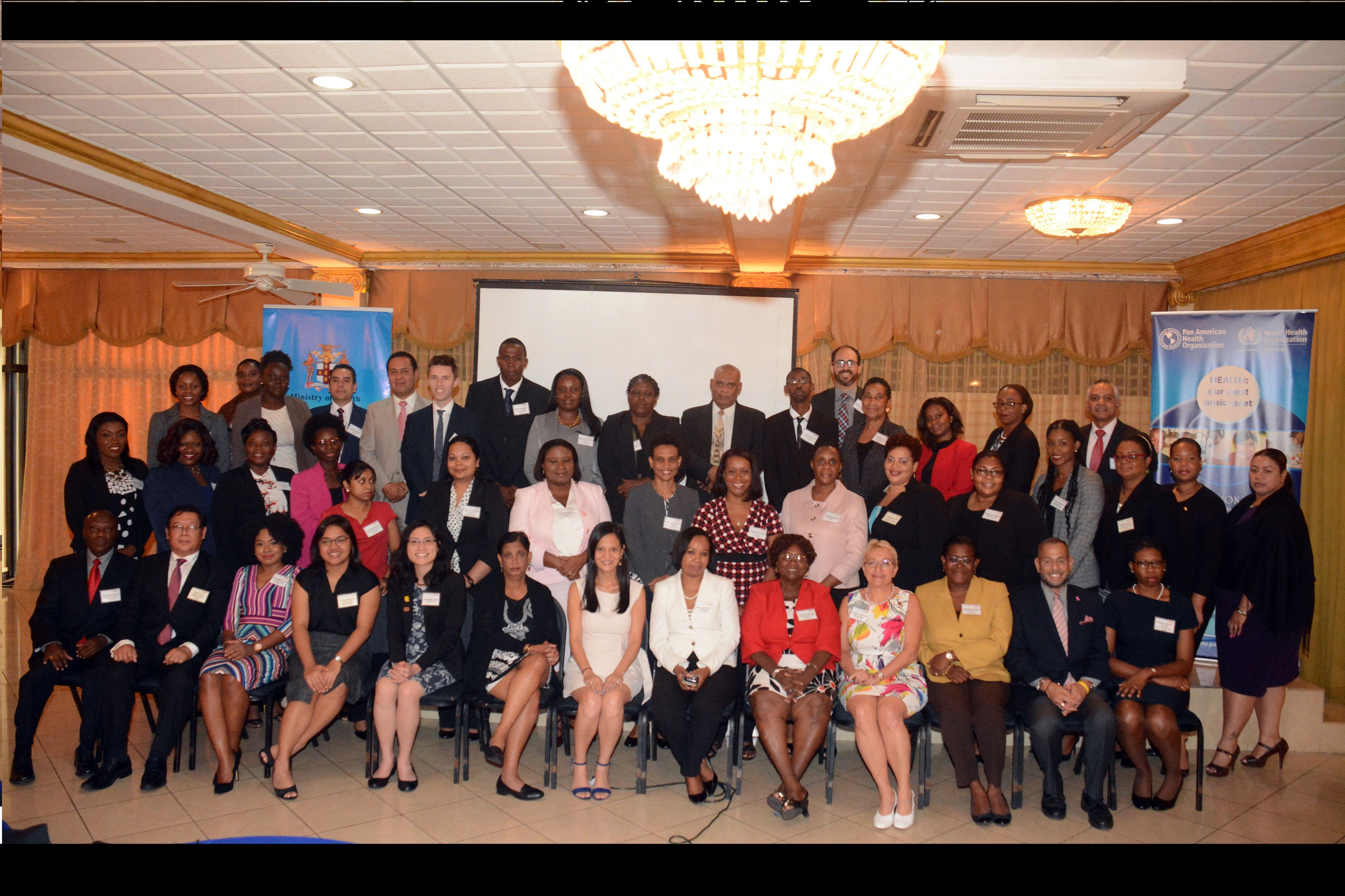 Jamaica: Caribbean sub-regional training on law and non-communicable diseases