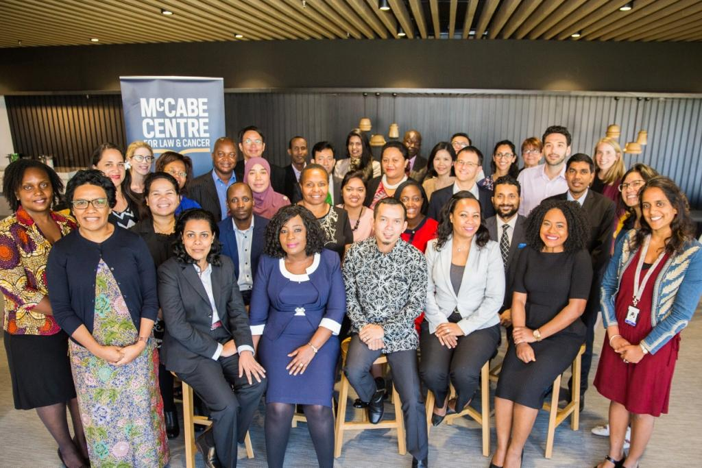 Australia: McCabe Centre alumni return for the inaugural Alumni Workshop