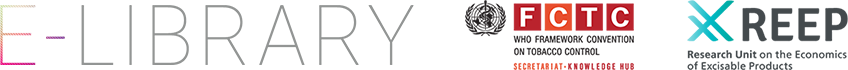 e-library-fctc-taxation-reep-logo